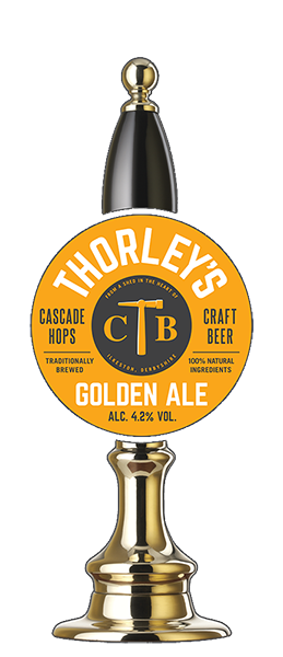 Golden Ale by Thorleys Craft Beers