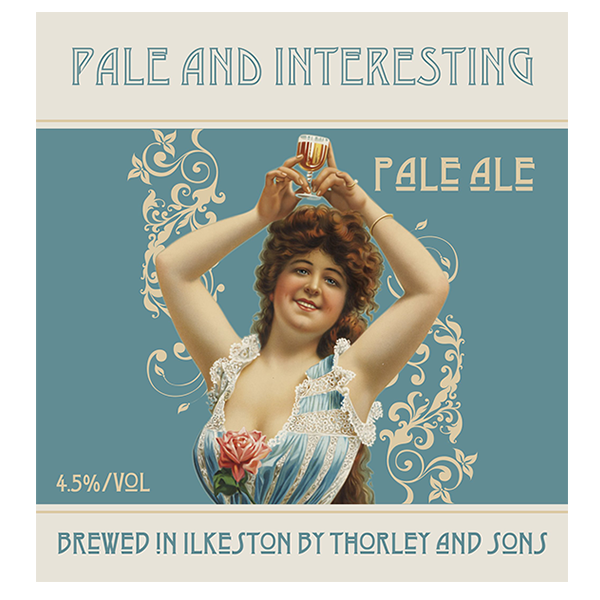 Pale and Interesting Ale by Thorleys Craft Beers
